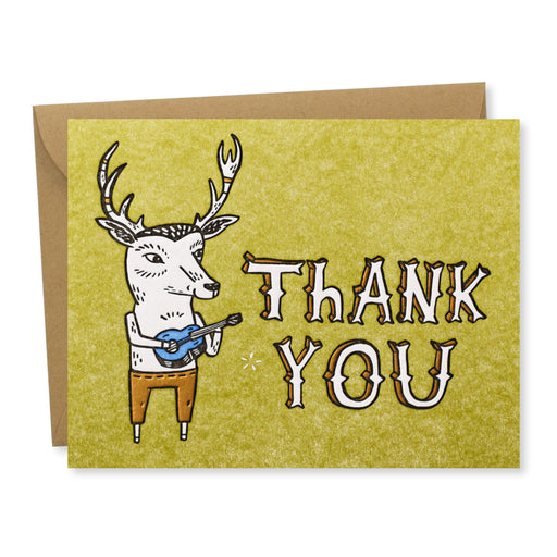 Cary Lane: Thank You Deer 1