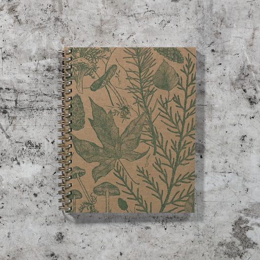 Signature Graph Book: Woodland