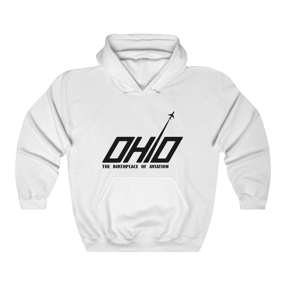 Ohio Aviation Hooded Sweatshirt