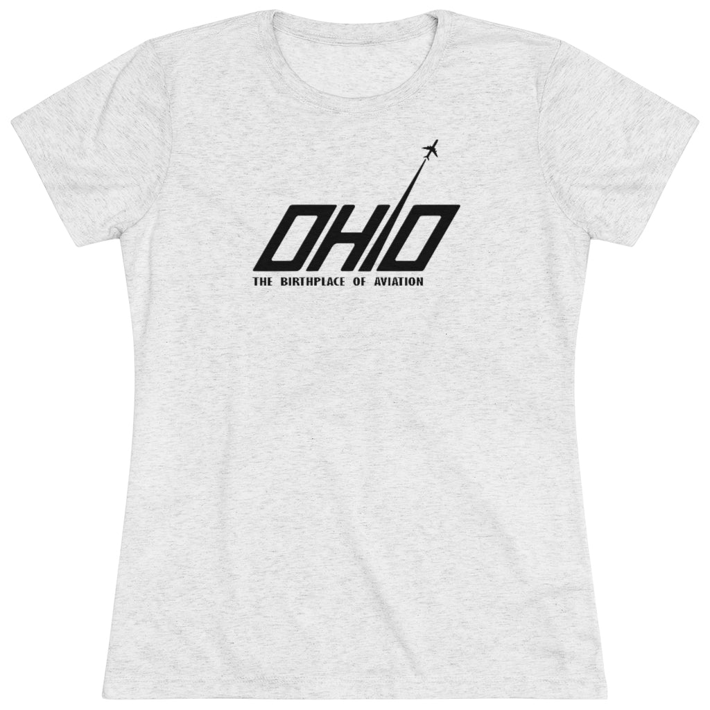 Ohio Aviation Women's Tee
