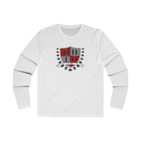Ohio Crest Long Sleeve