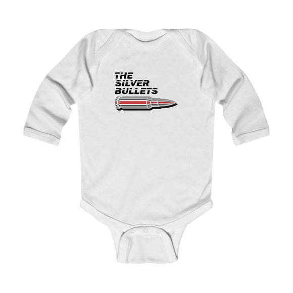 The Silver Bullets Infant Long Sleeve Bodysuit