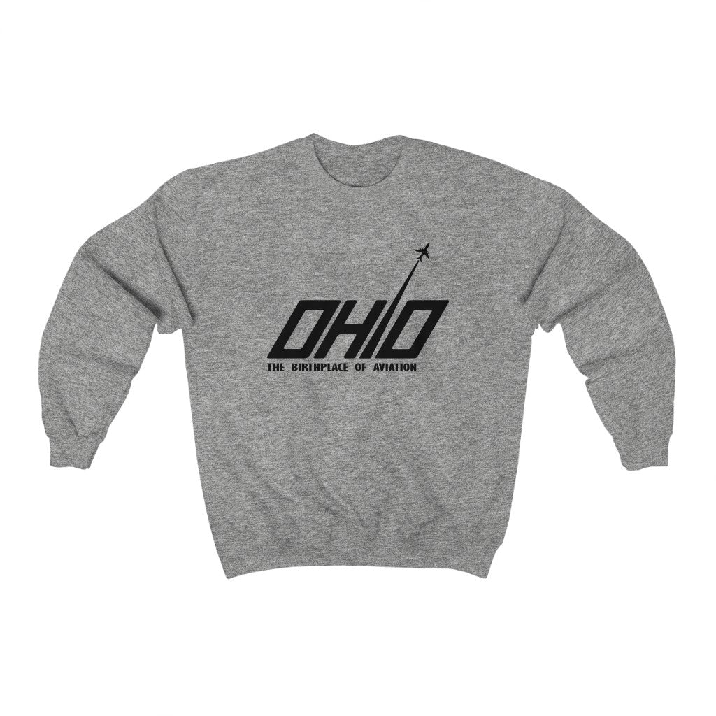 Ohio Aviation Crewneck