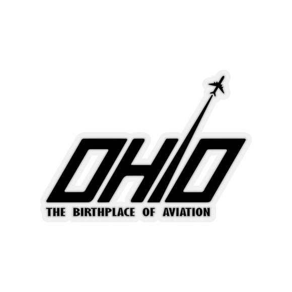 Ohio Aviation Sticker