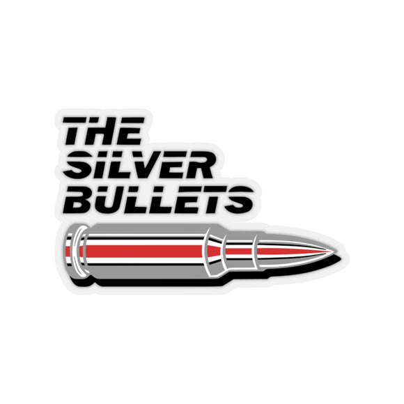 The Silver Bullets Sticker