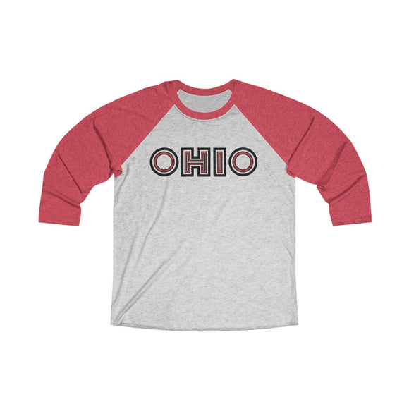Ohio Bold Baseball Tee