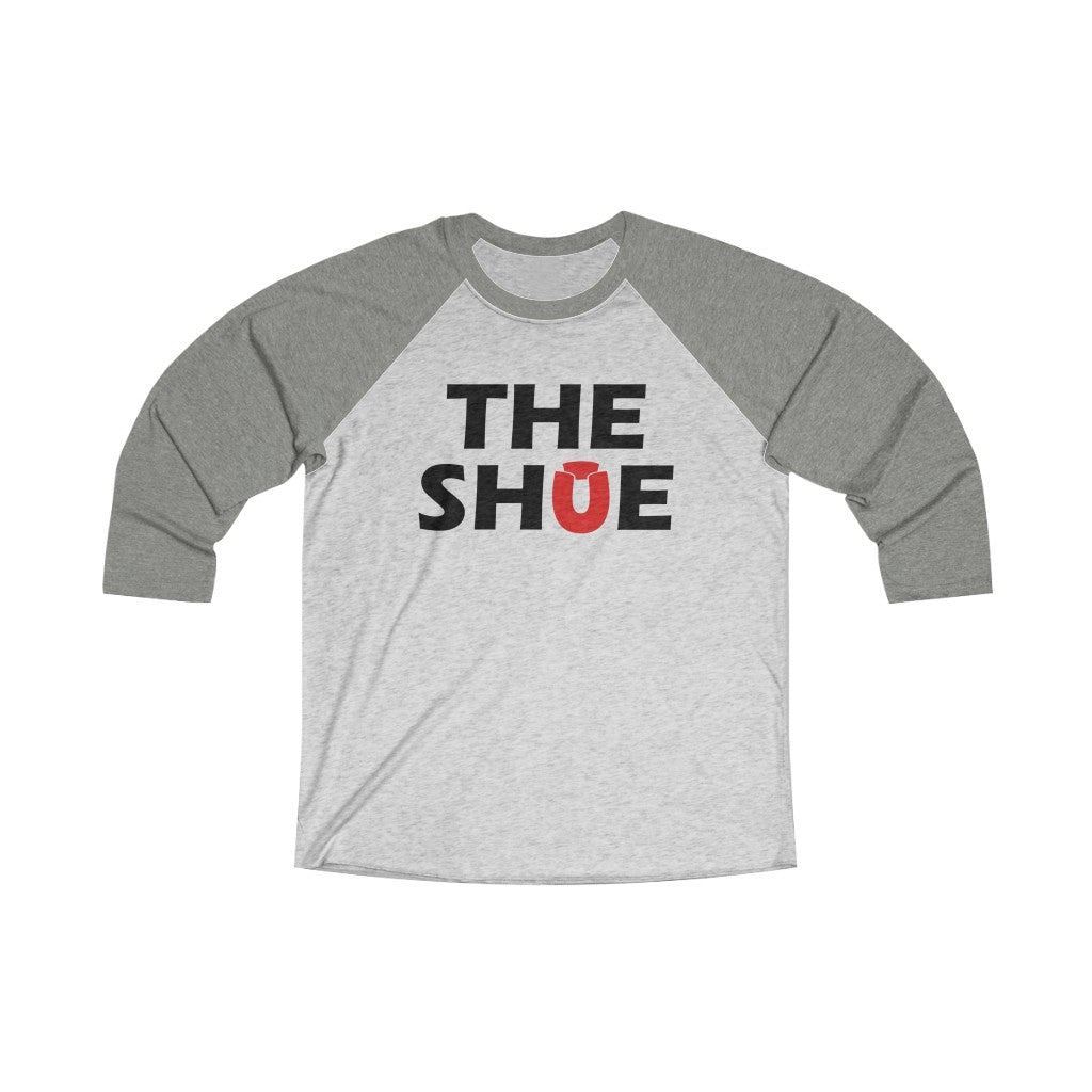 The Shoe Baseball Tee