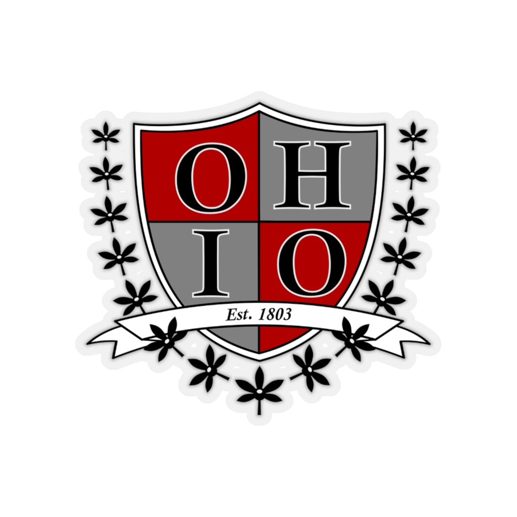 Ohio Crest Sticker