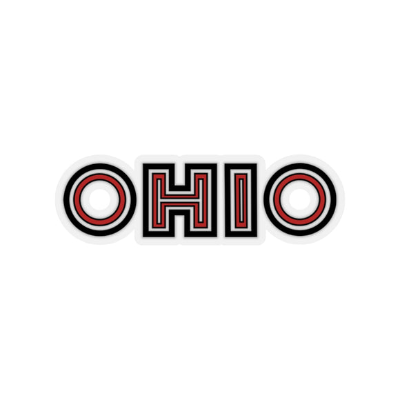 Ohio Bold Sticker