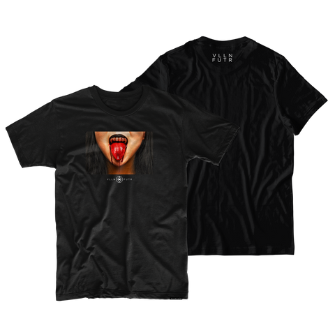 Blood Grill Tee Black