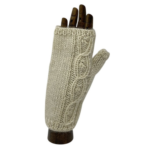 Monica's Fingerless Mitts