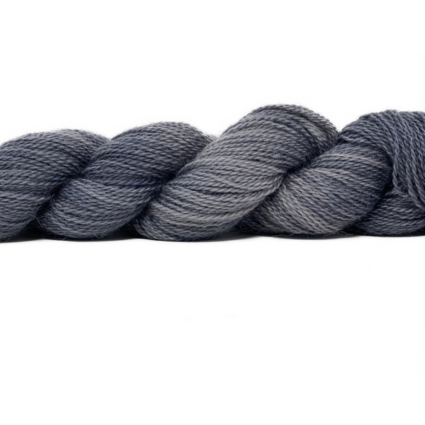 Home Farm collection - Quarry 4 Ply (Fingering/Sports Weight) 50g (1.76 oz): Rare Breed Wensleydale and Bluefaced Leicester