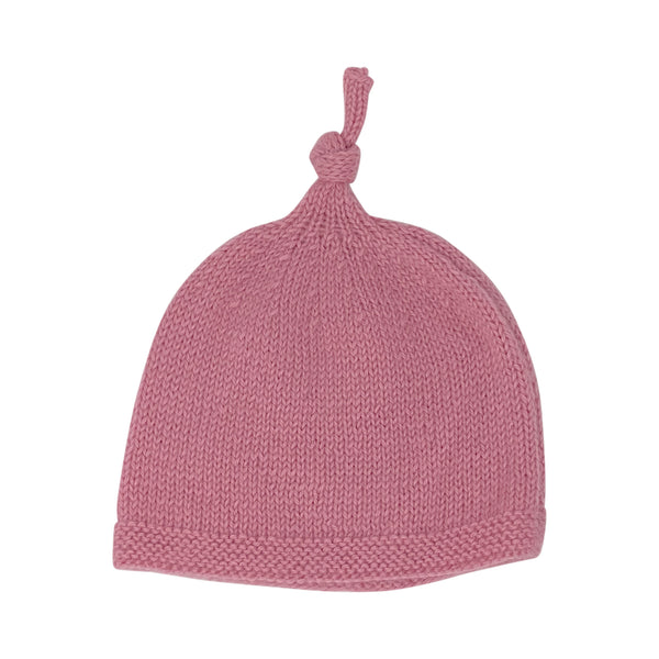 Tegan Baby Hat with Top Knot