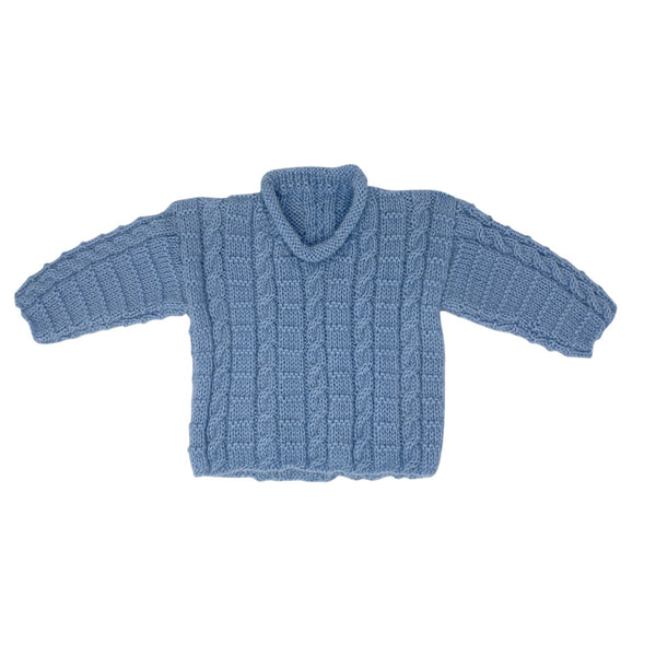 Dassett Jumper - baby, toddler, boy