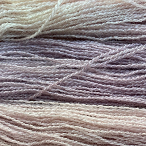 Home Farm collection - 4 Ply (Fingering/Sports Weight) 50g (1.76 oz): Rare Breed Wensleydale and Bluefaced Leicester Dusk