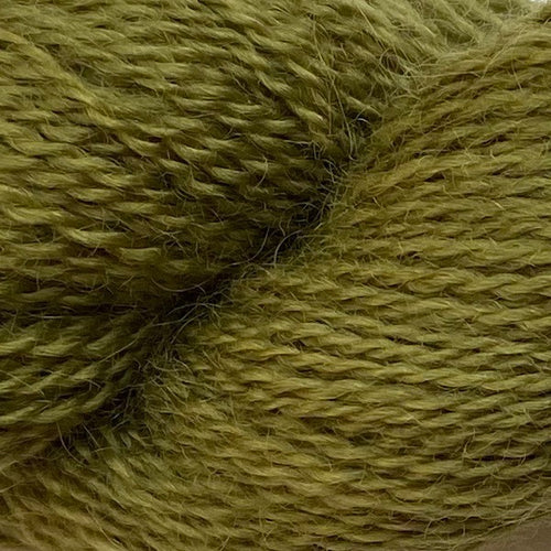 Home Farm Collection - 4 Ply (Fingering/Sports Weight) 50g (1.76 oz): Rare Breed Wensleydale and Bluefaced Leicester Flax