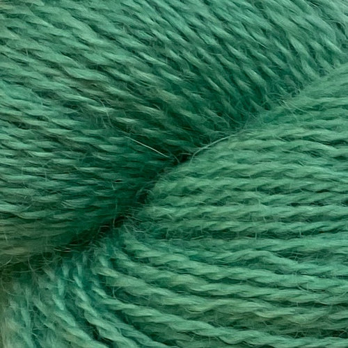 Home Farm Collection - 4 Ply (Fingering/Sports Weight) 50g (1.76 oz): Rare Breed Wensleydale and Bluefaced Leicester Bottle Green