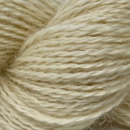 4 Ply / fingering weight worsted spun wool from Home Farm Wensleydales