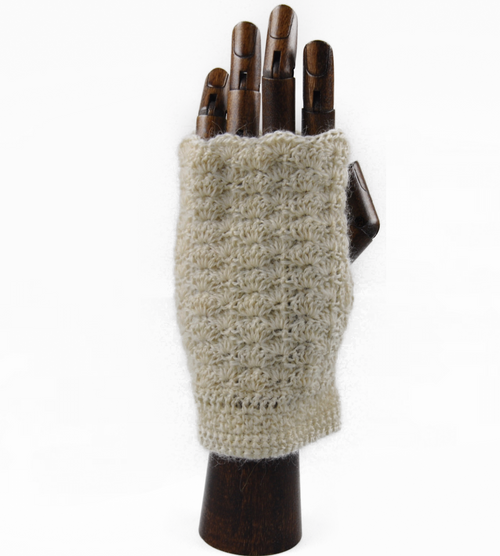 Ali's Crochet Fingerless Mitts