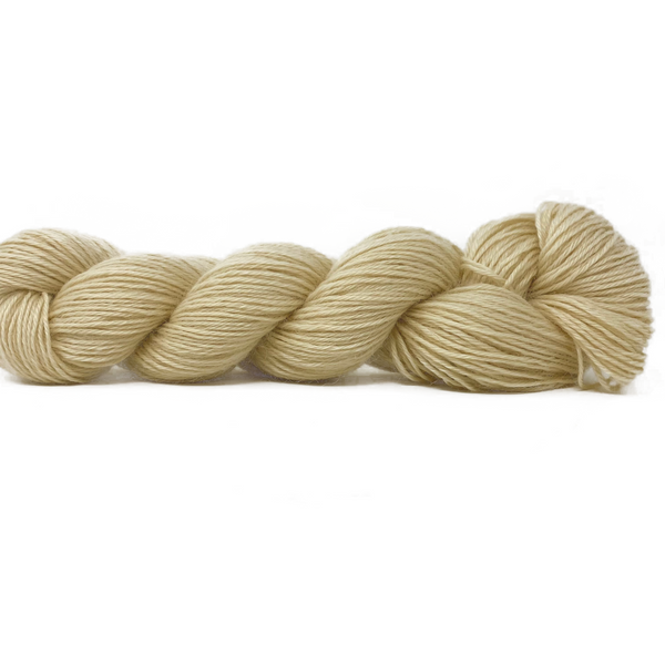 Pure Wensleydale DK (8 Ply/Light Worsted) 100g (3.53 oz)  Natural