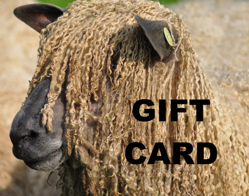 Gift Card - valid on all products