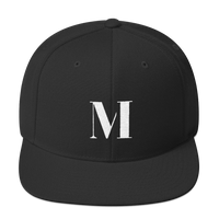 Meme.Shopping Meme Insider Snapback Hat Black