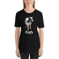 Meme.Shopping Fish? Black / 2XL