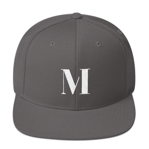 Meme.Shopping Meme Insider Snapback Hat Dark Grey