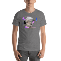 Meme.Shopping Modern Past Deep Heather / 2XL