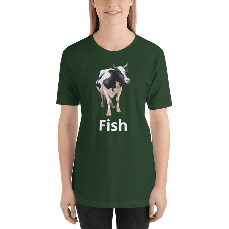 Meme.Shopping Fish? Forest / 2XL