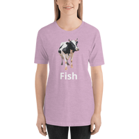 Meme.Shopping Fish? Heather Prism Lilac / 2XL