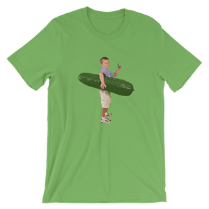 Meme.Shopping Pickle Boy Leaf / 3XL