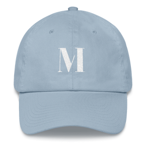 Meme.Shopping Meme Insider Dad Hat Light Blue