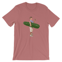 Meme.Shopping Pickle Boy Mauve / 3XL