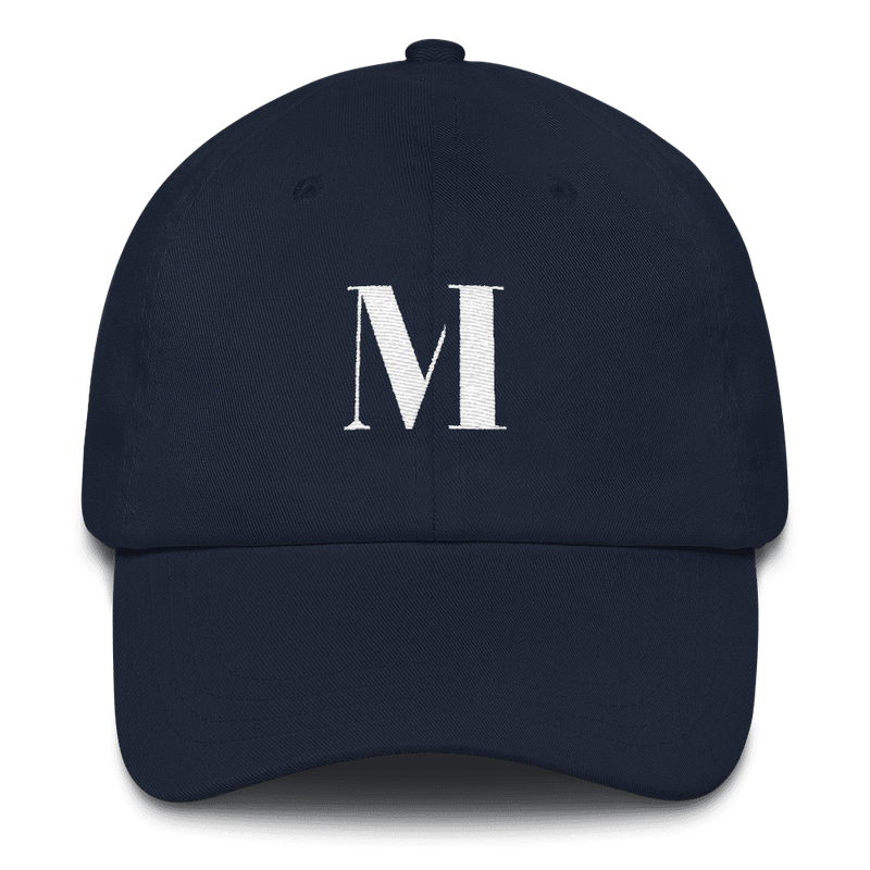 Meme.Shopping Meme Insider Dad Hat Navy