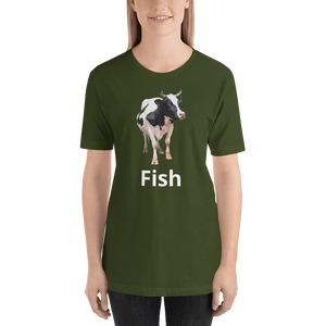 Meme.Shopping Fish? Olive / 2XL