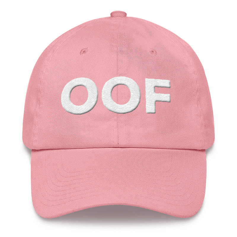Meme.Shopping oof2 Pink
