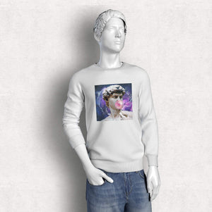 Meme.Shopping Poppin Sweatshirt