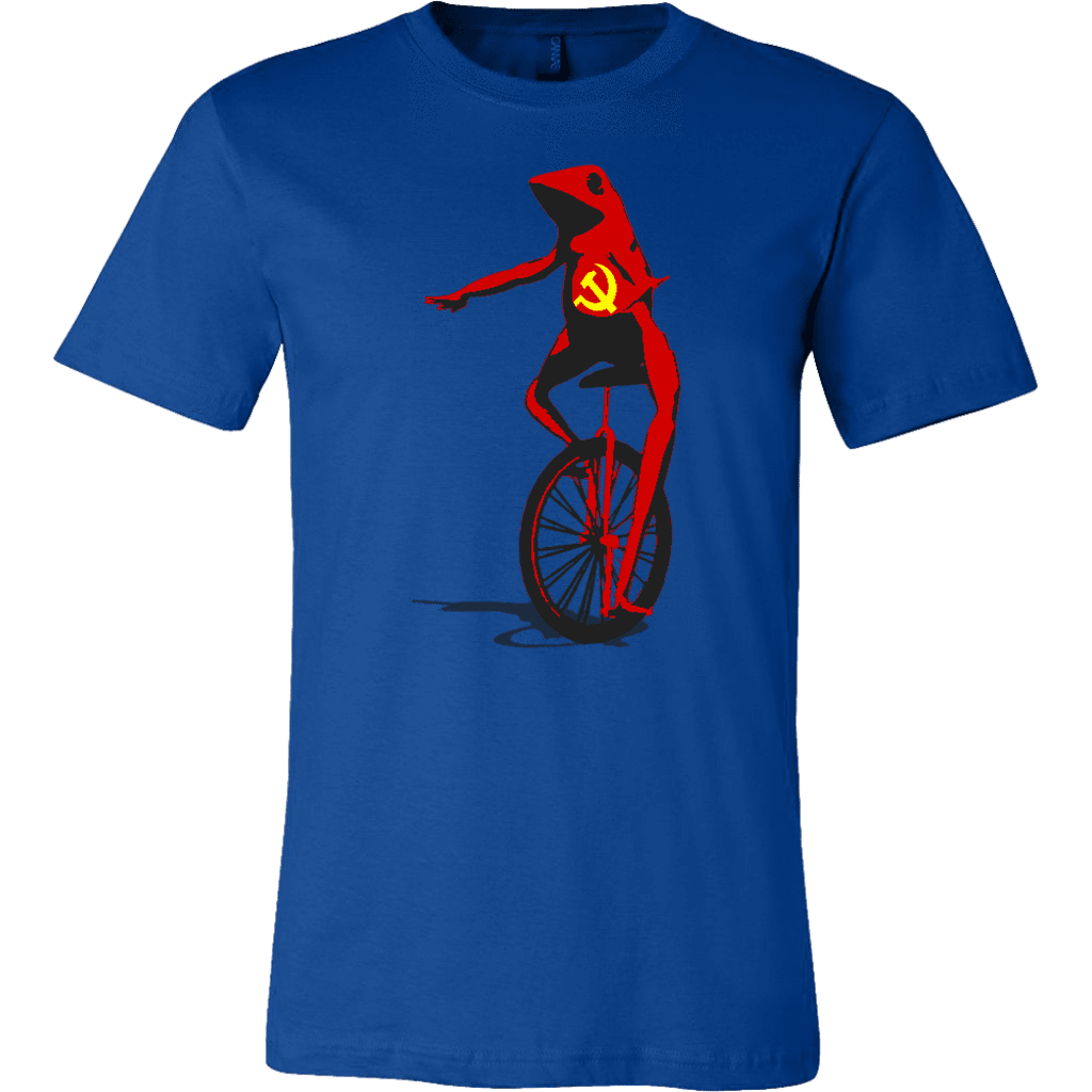 Meme.Shopping Dat Boi Larger Image Tee Canvas Mens Shirt / True Royal / 3XL T-shirt