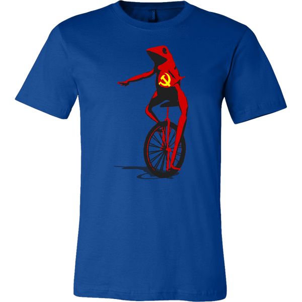 teelaunch T-shirt Canvas Mens Shirt / True Royal / S Dat Boi Larger Image Tee