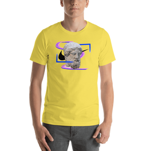 Meme.Shopping Modern Past Yellow / 2XL