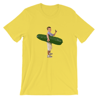 Meme.Shopping Pickle Boy Yellow / 3XL