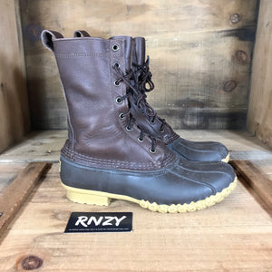 "10"" Bean Boot Waterproof Men's 7 LLB214"