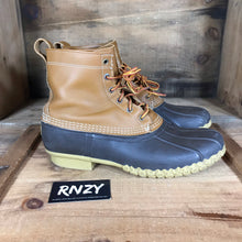 "8"" Bean Boot Waterproof Men's 12 LLB229"