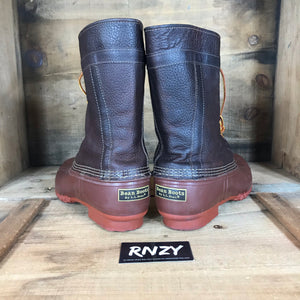 "11"" Bean Boot Cruiser Men's 10 LLB038"