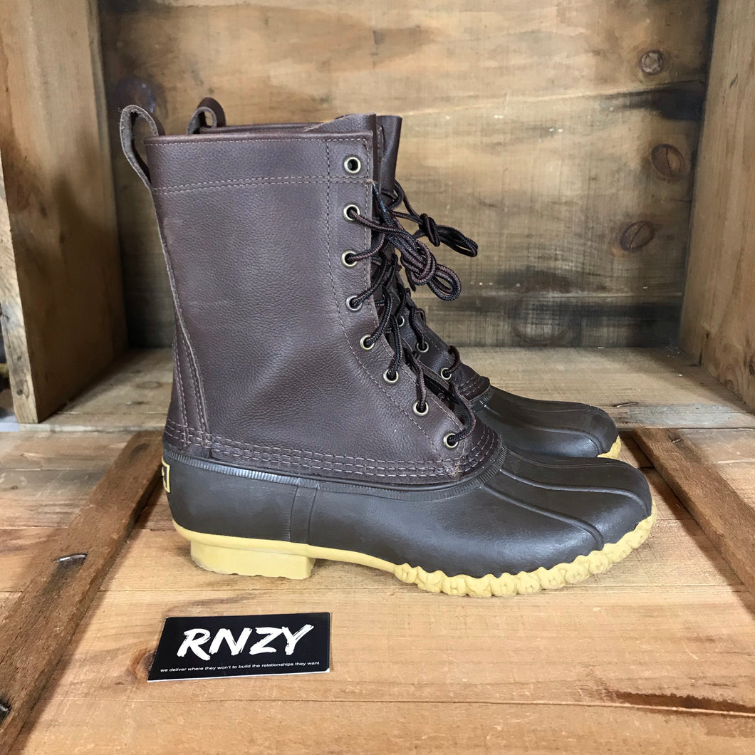 "10"" Bean Boot Waterproof Men's 9 LLB068"