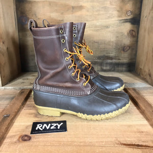"10"" Bean Boot Waterproof Men's 8 LLB053"
