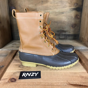 "10"" Bean Boot Waterproof Men's 9 LLB209"