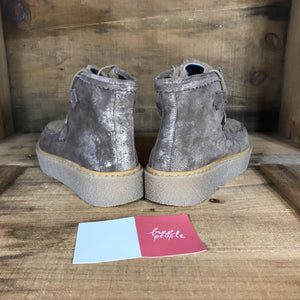 Free People Ollie Leather Chukka Women's 11