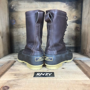 "10"" Bean Boot Goretex Lined Men's 8 Wide LLB020"